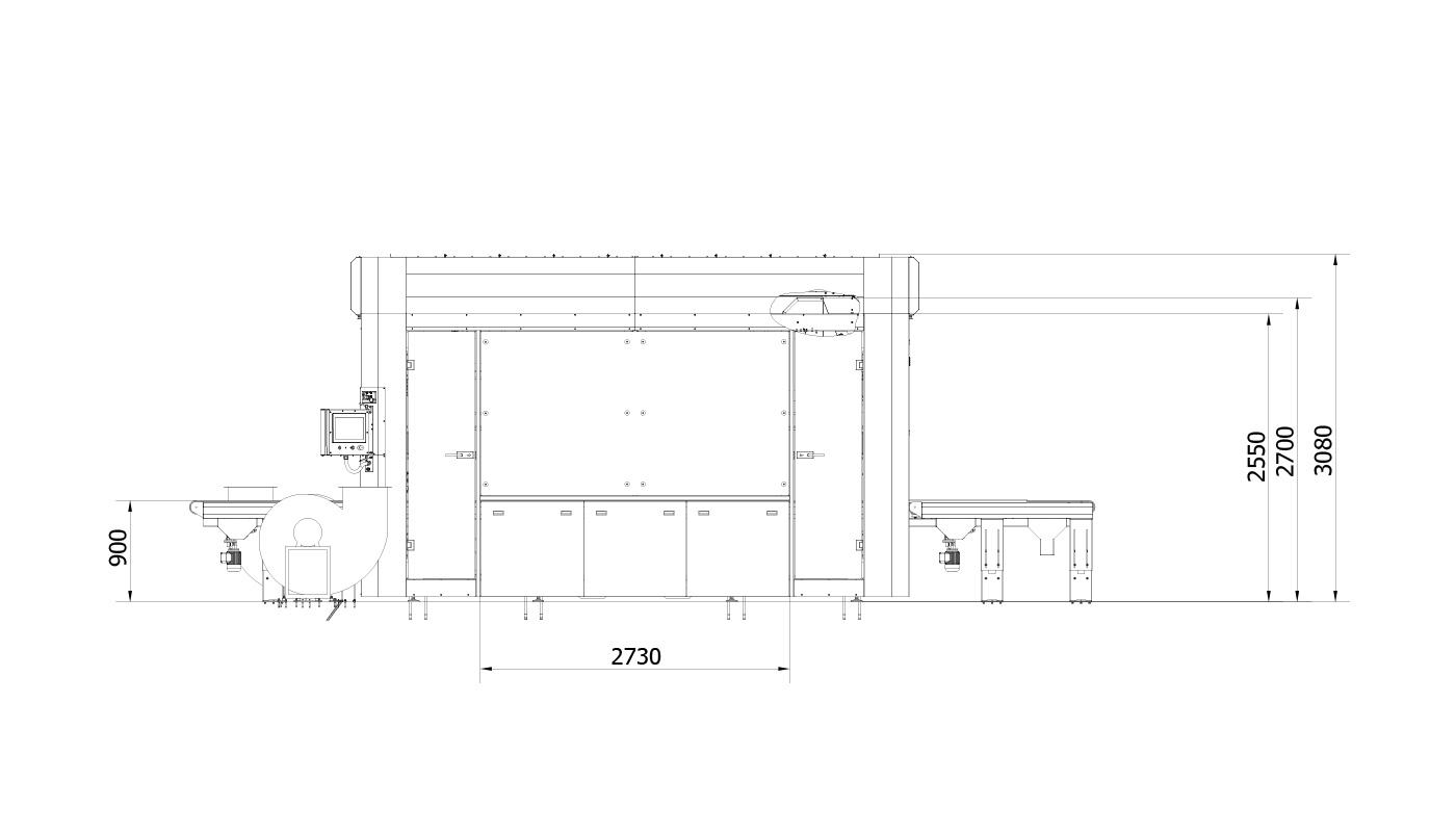 UNI-CLEVER model L/H